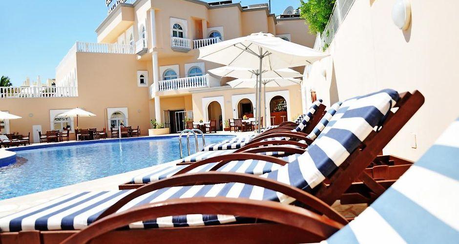 GRAND HOTEL PALLADIUM SANTA EULARIA DES RIU - Santa Eularia